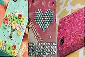 Decora tu m vil o celular recetas natural - Decorar funda movil ...