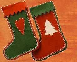Como hacerpara la bota de navidad