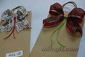 Recuerditos, regalos o detalles bolsas de regalo decoradas