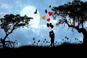 pareja fertilidad san valentin amor