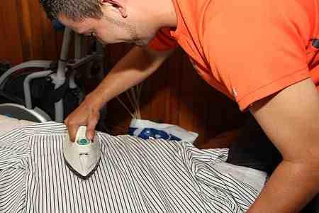 planchar ropa trucos hogar