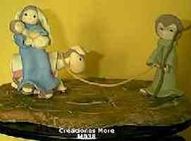 Como hacer la pasta para adornos decoración navidad