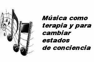 Música como terapia