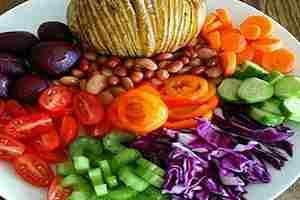 remedios naturales zanahorias tomates pepinos