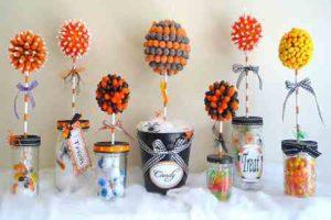 Dulces y Decoraciones para Halloween (Manualidades) 2