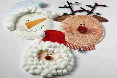 Adornos y regalos navide os para hacer con los ni os - Adornos navidenos ninos ...