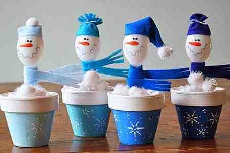 Aprende manualidades navide as para hacer con ni os - Manualidades navidenas faciles para ninos ...