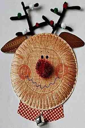 Adornos y regalos navide os para hacer con los ni os - Adornos de navidad para hacer con ninos ...