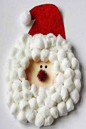 Adornos y regalos navideños para hacer con los niños - Decoración