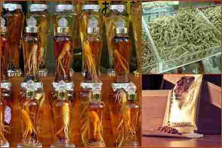 beneficios del ginseng coreano recetas naturales