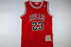 Camisetas de NBA, están de moda