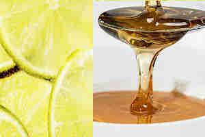 adelgazantes naturales efectivos miel y limón