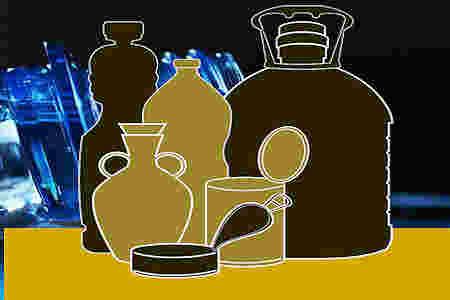 Trucos para eliminar la grasa y los olores de los envases de plástico