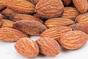 vitamina E Almendras