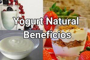 yogurt natural beneficios